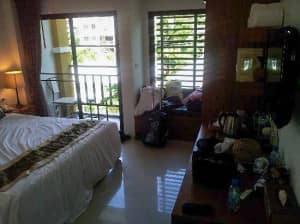 The Chambre Patong room