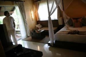 Buri Rasa Village Hotel Chaweng room
