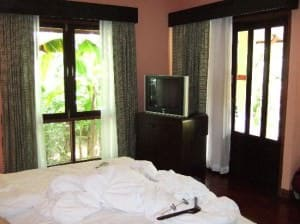 Rummana Boutique Resort Lamai room view other side