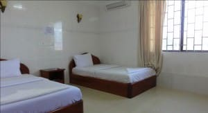 Holiday Hotel Sihanookville room