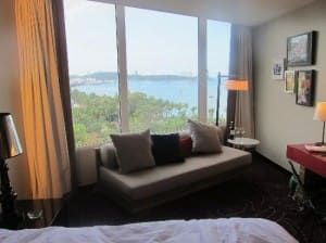 Hard Rock Hotel Pattaya view from room