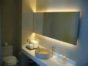 Seven Zea Chic Hotel Pattaya bathroom