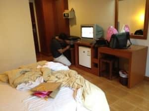 The Jomtien Twelve bed