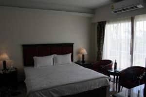 The New Eurostar Hotel and Spa Jomtien Room