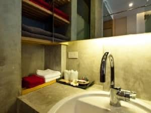 The Now Hotel Jomtien z bathroom