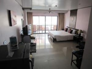 Citin Loft Pattaya room view