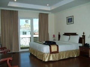 Eurasia Boutique Hotel and Residence Pattaya Bed
