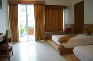 Kata Lucky Villas Phuket room
