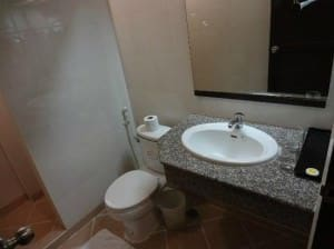 Aspery Hotel Patong Phuket Toilet