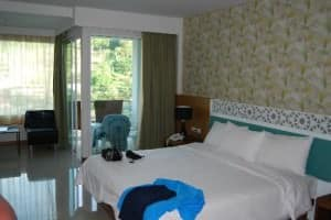 PS Hill Resort Patong Phuket Bedroom