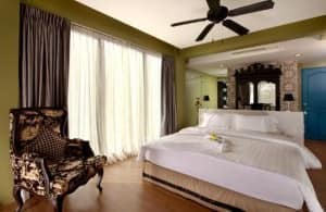 See Sea Phuket suite bed in room