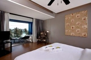 See Sea Phuket suite bedroom