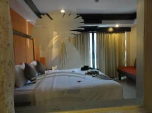 The Royal Palm Beachfront Patong view of the room